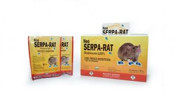 Neo Serpa Rat caja X 20 Sobres de 50gr